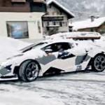 Competencia Automotriz entre autos utilitarios en condiciones extremas