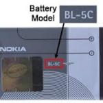 Las baterías de Nokia y Matsushita son baterías defectuosas.