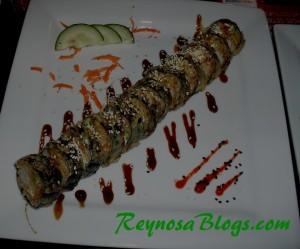 Sushi en Reynosa