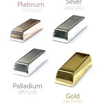 Los metales preciosos y el alto costo en la industria electrónica