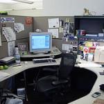 Los Cubículos de los profesionistas en la industria maquiladora