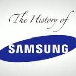 La Historia de Samsung