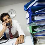 La fatiga laboral de los empleados en las empresas