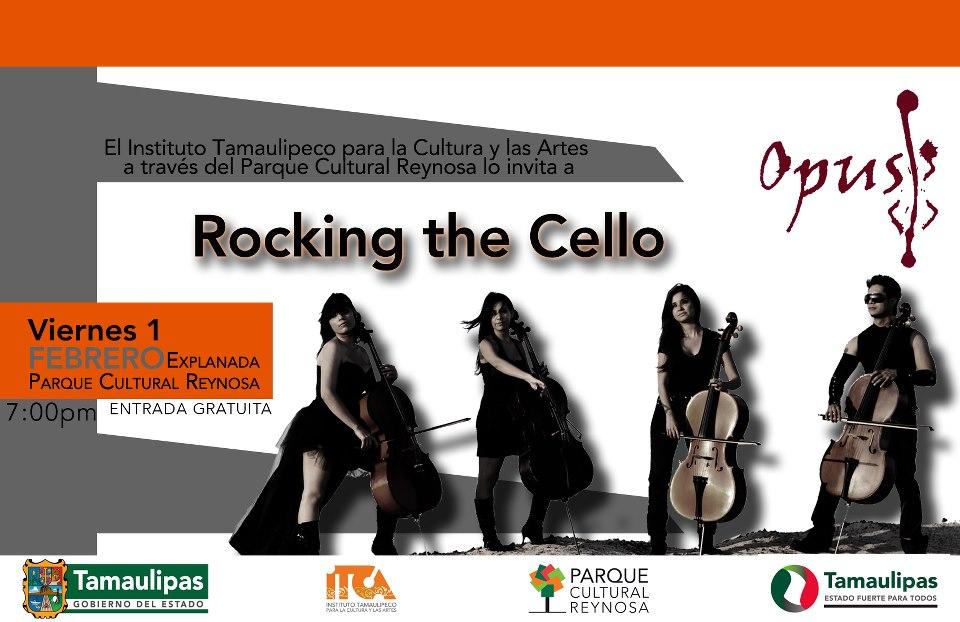 Rocking the Cello