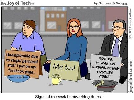 señales social media