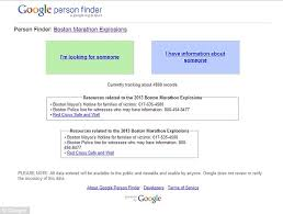 Google persons