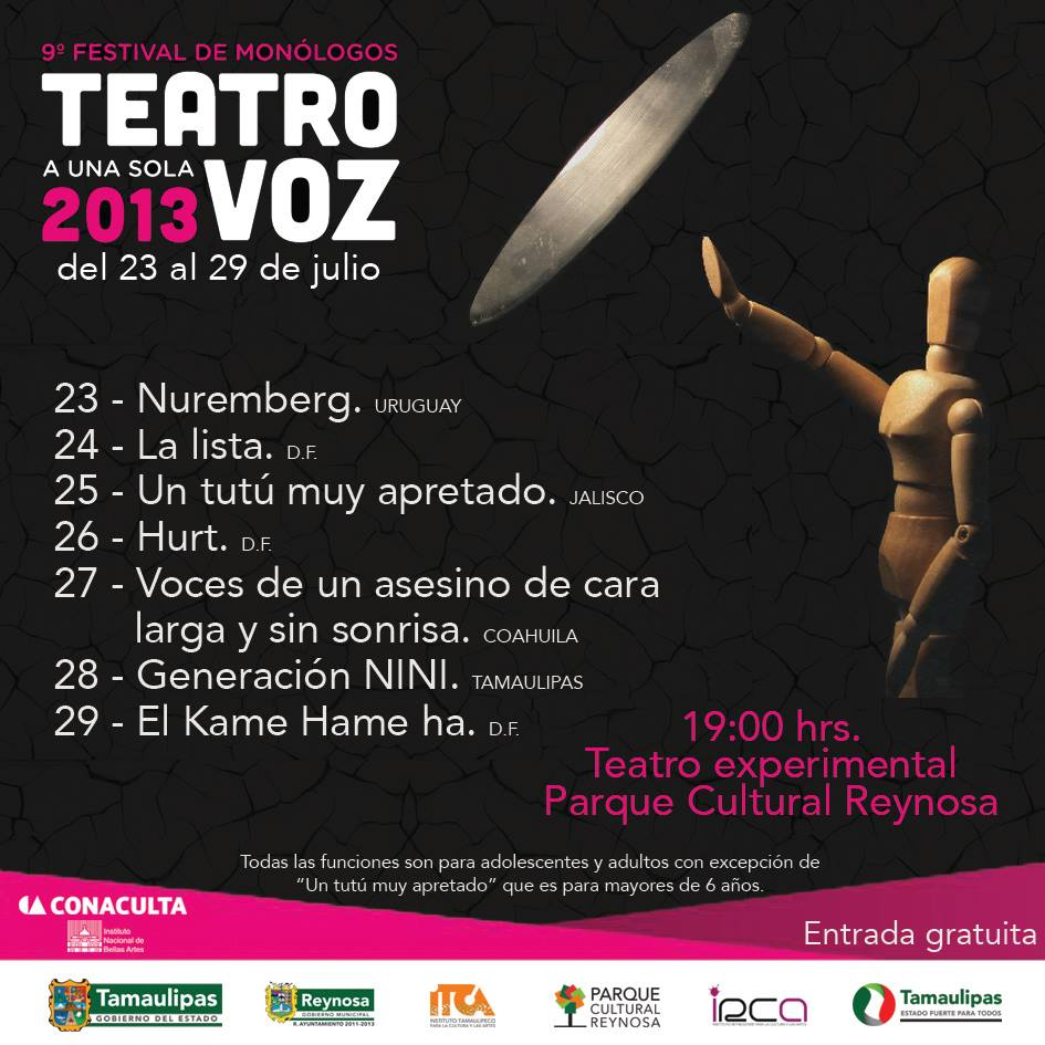 Teatro en Reynosa