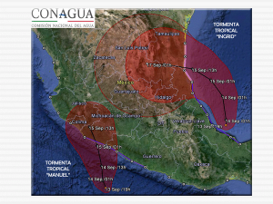 temporada huracanes, lluvias, inundaciones, reynosa, tamaulipas