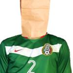 La selección Mexicana de perdedores
