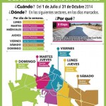 COMAPA Reynosa, lista de colonias con corte de agua