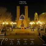 Fotos históricas Plaza principal de Reynosa Tamaulipas