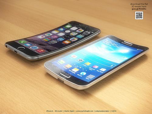Apple y iPhone 6