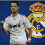 Real Madrid recibe a Javier Chicharito Hernandez