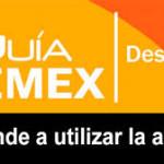 Baja la App gratis de PEMEX que te guía en tus viajes por México