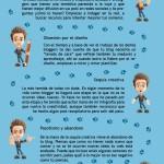 Las interesantes etapas en la vida de un Blogger