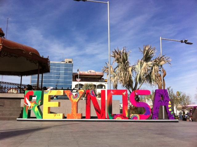 Centro de Reynosa, Tam.