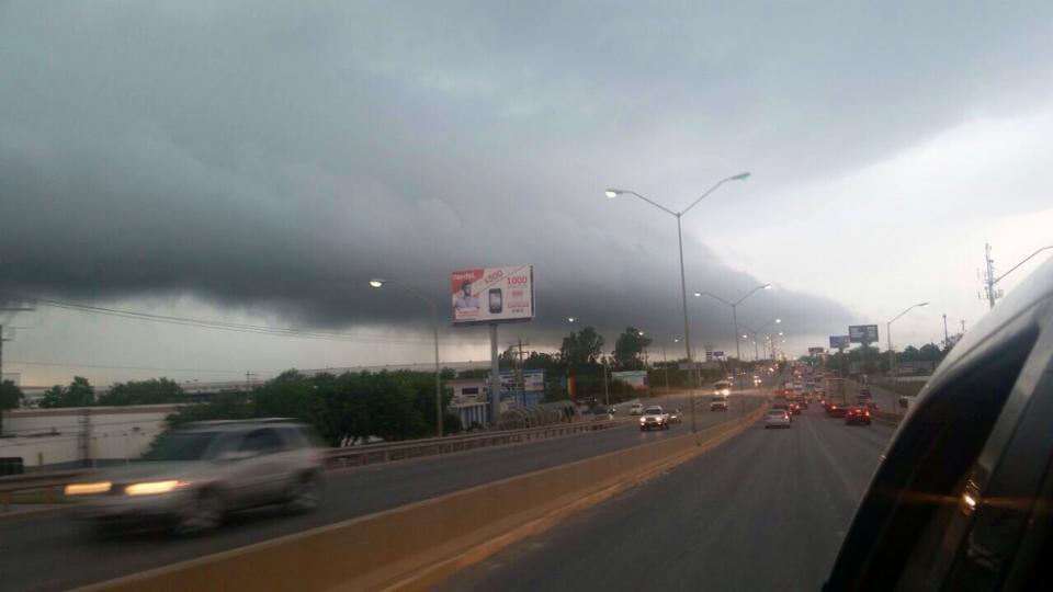 tormenta Reynosa