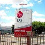 empresa LG Nueva Planta