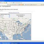 Google 2008 U.S. Election