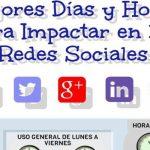 impactar en Redes Sociales