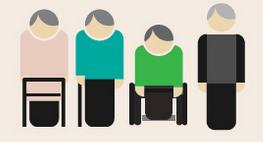 Personas con Discapacidad y Adultos Mayores