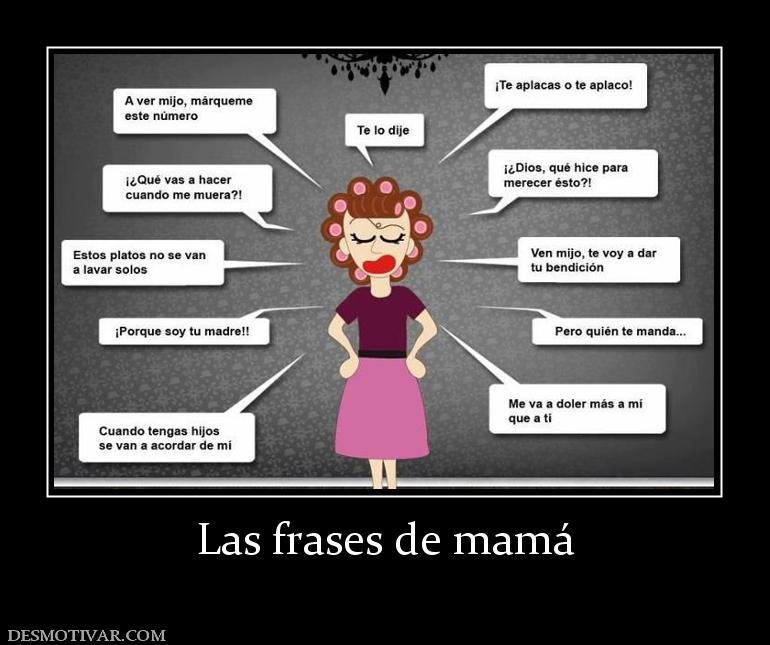 Frases de Mama