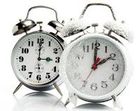 cambio de horario