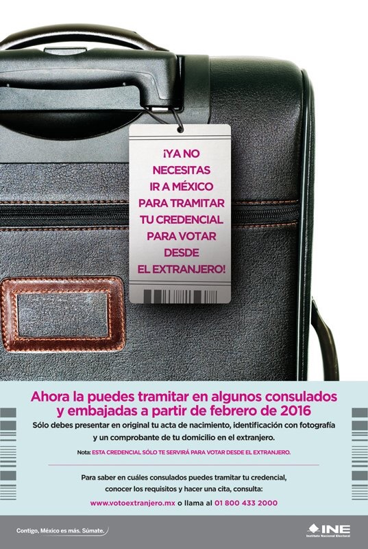 credencia IFE