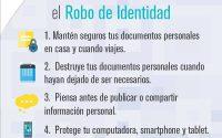 robos identidad