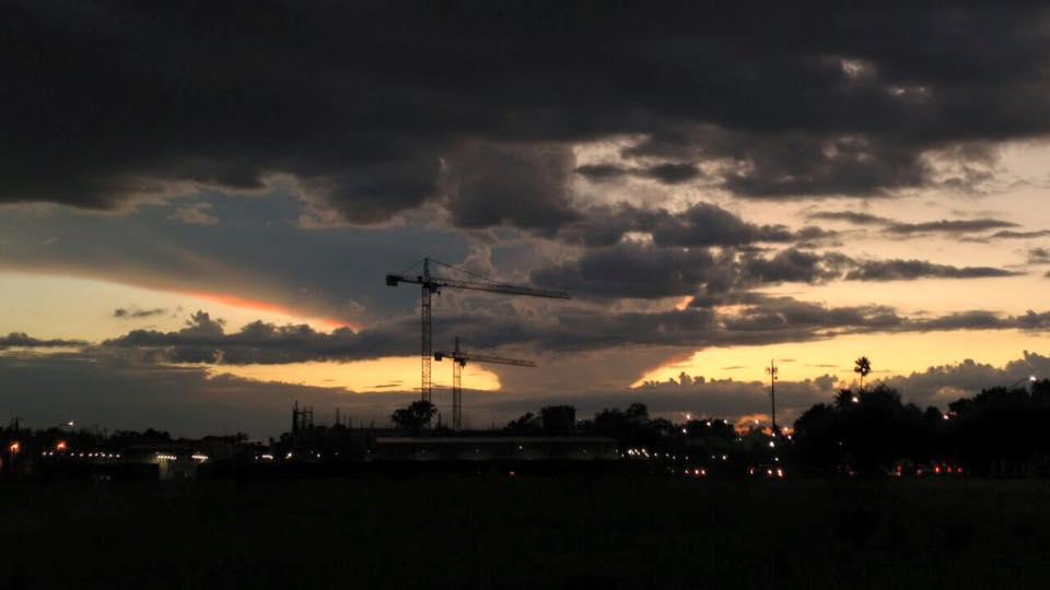 Tornado en Tamaulipas
