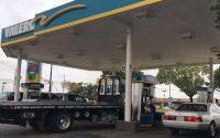 Gasolina en Texas