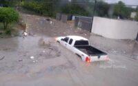 inundaciones en Reynosa